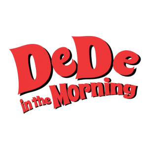 DeDe Makes Me Laugh Logo